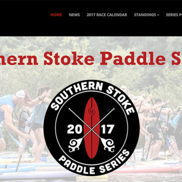 Southern Stoke Paddle Series Website